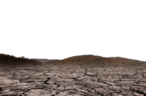 Mountains and Cracked Earth PNG copy 2 by annamae22