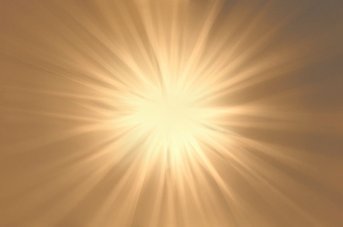 Golden Light Rays PNG Stock 0322 by annamae22