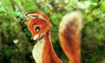 The Fox and the Hound by RoeeateR