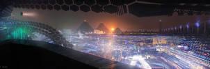 Nuri Amen Ra pyramids FINAL by RoeeateR