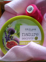 Nature Secret by Oriflame by dblueholic