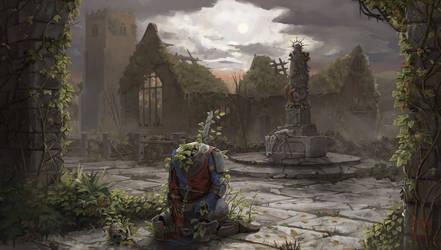 overgrown by TheGreaterDesign