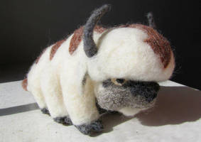Felted Appa by Ikupoo