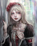 Lilith by BedstrickenNicky