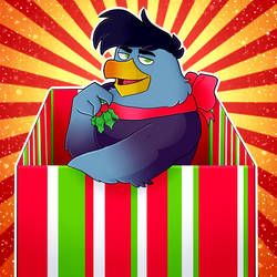 Im your present by Charlie03bigote