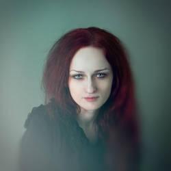 Yanina.Portrait by Fatale-Trinity