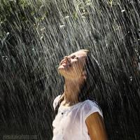 Summer rain by SachaKalis