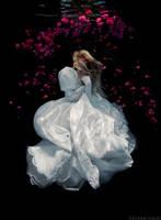 Underwater Bride by SachaKalis