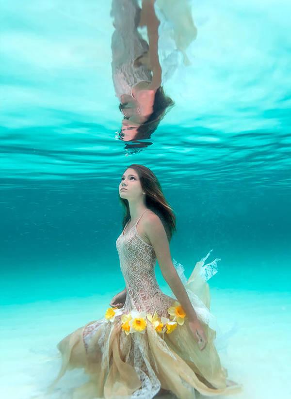 Ocean Flower by SachaKalis