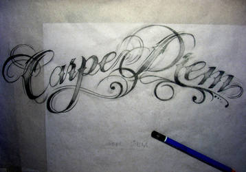 carpe diem by arty147