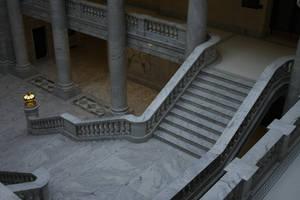 Stock 0109 - Stairway I by EverythingIsInStock