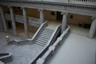 Stock 0110 - Stairway II by EverythingIsInStock