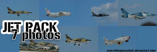 Stock 0118 - Jet Pack by EverythingIsInStock