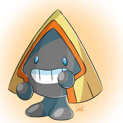 Snorunt! by TulipDoodles