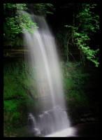 Glencar Waterfall 2 by Esteficita