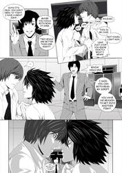 Death Note Doujinshi Page 123 by Shaami