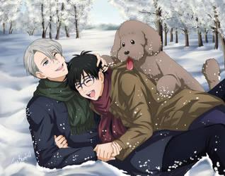 Yuri!!! on Ice ~Family~ by Shaami