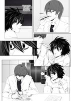 Death Note Doujinshi Page 126 by Shaami