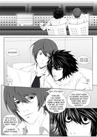 Death Note Doujinshi Page 128 by Shaami