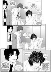 Death Note Doujinshi Page 133 by Shaami