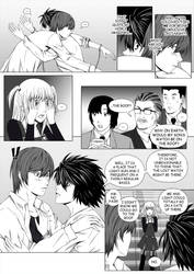 Death Note Doujinshi Page 143 by Shaami
