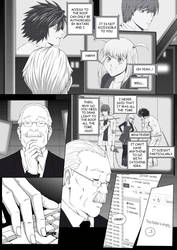 Death Note Doujinshi Page 144 by Shaami