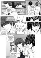 Death Note Doujinshi Page 148 by Shaami