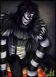 Laughing Jack by ReguTCell