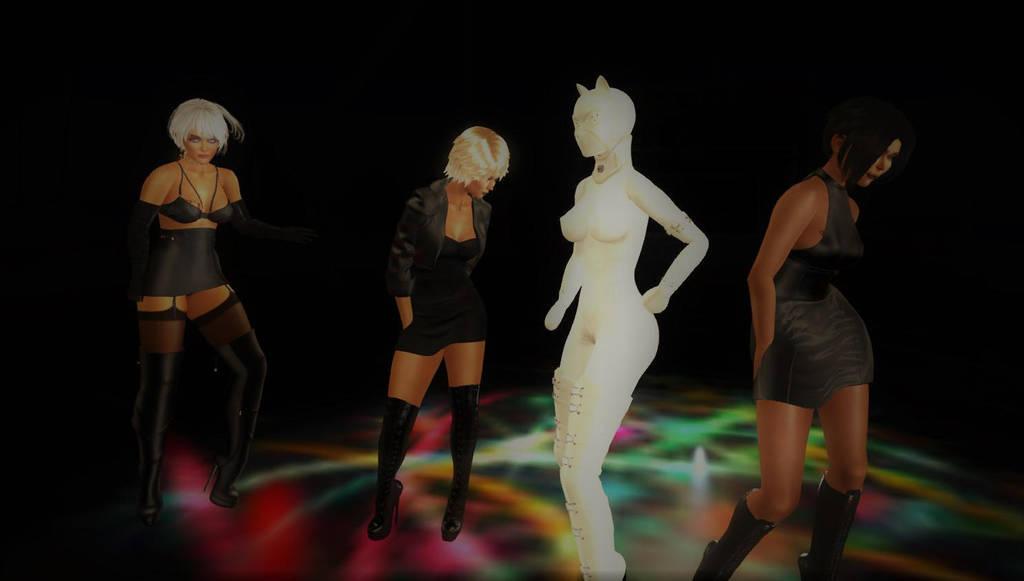 Catwoman - party by DaniiSz