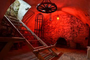 Torture Chamber by TomasKuzel