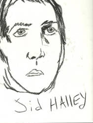 Mike Gwilym aka Sid Halley by GreenandPleasant