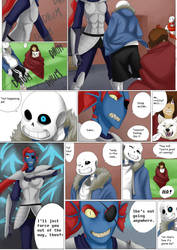 Shattered Realities - Ch.2 - Page 5 by Ink-Mug