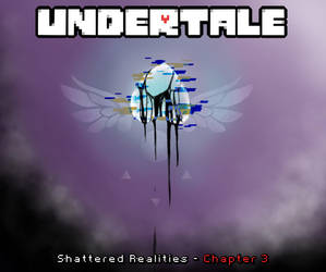 Shattered Realities - Ch.3 - Cover by Ink-Mug