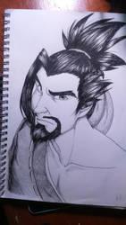 Hanzo - Ink by Ink-Mug