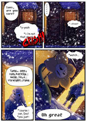 Shattered Realities - Ch.4 - Page 1 by Ink-Mug