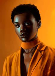 Orange by Ink-Mug