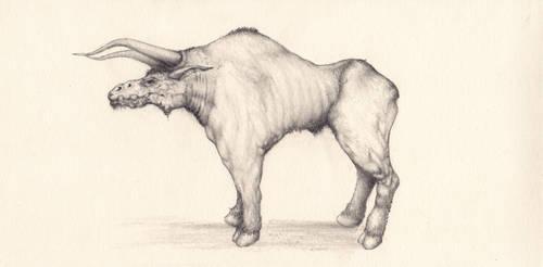 Fantasy Cow by anowak