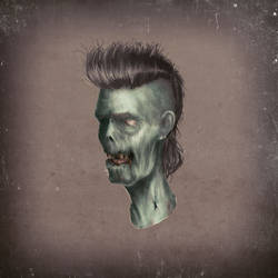 Zombie by alex nowak by anowak