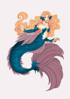 Mermaid by Namtia
