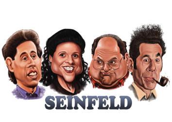 Seinfeld by sandu61