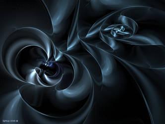 Black satin by lightup