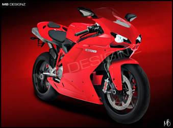 Ducati 1098 Vexel by mb-designz