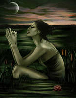 .: lady of the swamp :. by vinegar