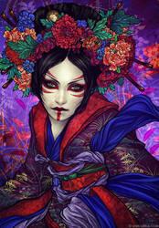 Asiatique I by vinegar