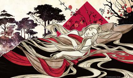 Weavers - Sleeping Beauty by vinegar