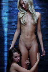 Skin to Skin II by brigham