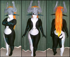 Midna cosplay - Complete by Lil-Miss-Macabre