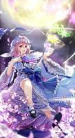Subtle Melody [Flowery Soul Ghastly Butterfly] by ninjinshiru