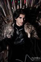Jon Snow by Sendershiseiten