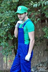 Luigi! by Sendershiseiten